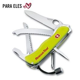 Canivete RescueTool Victorinox Amarelo