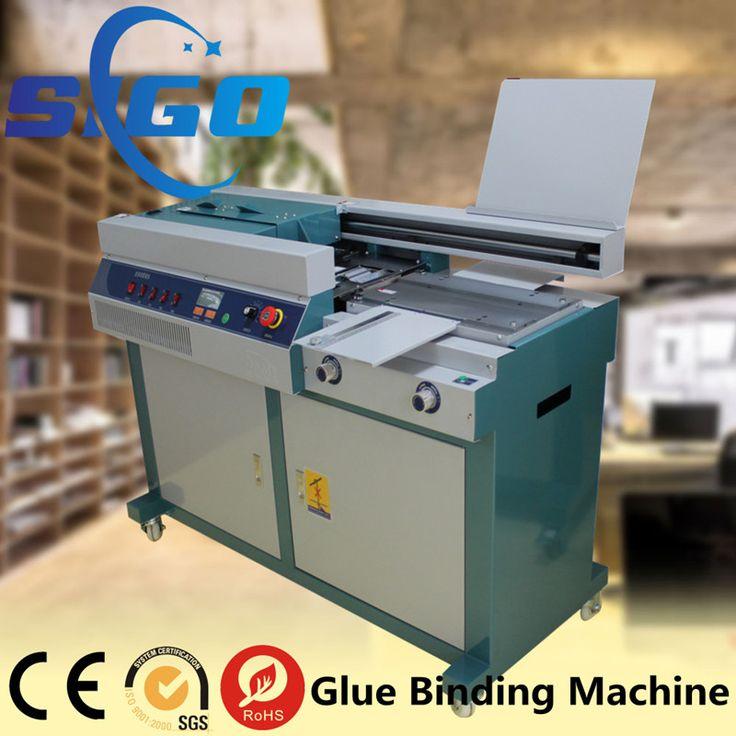 best book binding machine