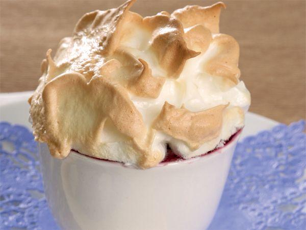 Uit die Huisgenoot kombuis: meringue-ryspoeding
