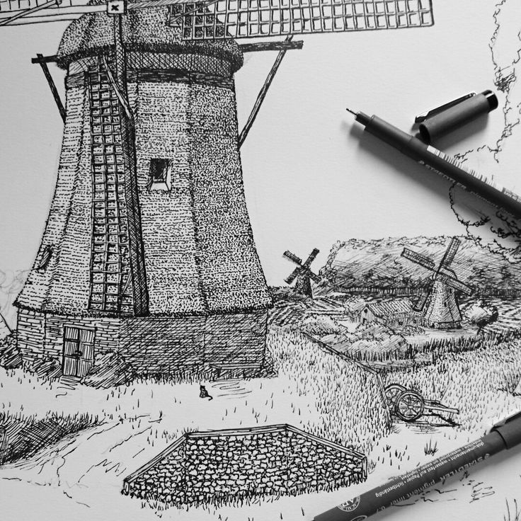 Land of Origin - Based on Kinderdijk