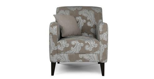 Zaria Paisley Accent Chair Zaria | DFS
