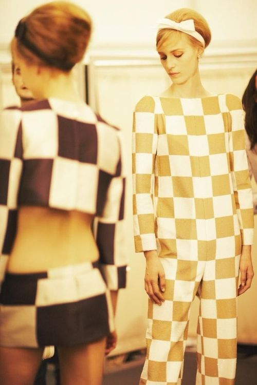 Louis Vuitton checkered