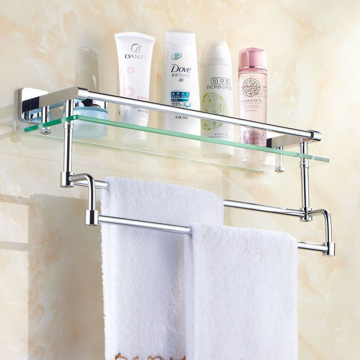 full copper bathroom toilet bathroom shelf bathroom glass shelf before cosmetic mirror frame with towel bar