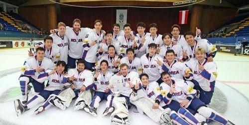 South Korea Finishes 2nd at the International Ice Hockey Federation World Championship | Koogle TV