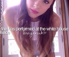Ariana grande facts