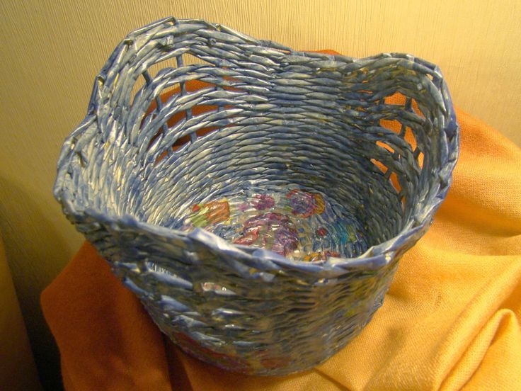 Blog o rękodziele, wiklinie papierowej, recyklingu, upcyklingu, decoupage i wyrobach z papieru