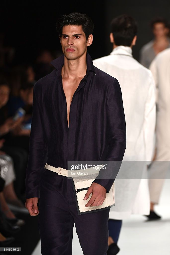 A model walks the runway at the Ayse Deniz Yegin show during... News Photo | Getty Images