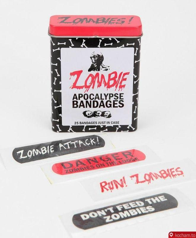 Kocham.to - Plastry Zombie