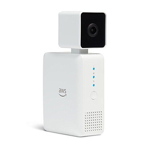 AWS DeepLens - Deep learning enabled video camera for