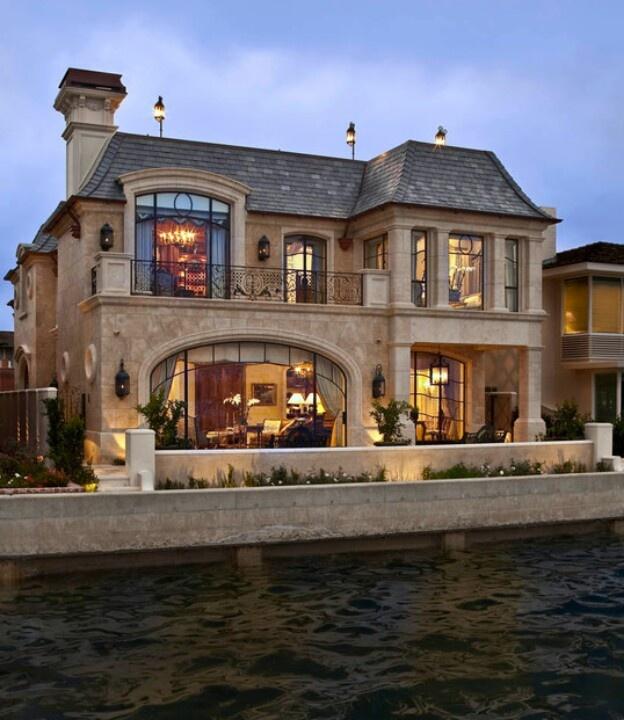 15 Utterly Luxurious Mediterranean Mansion Exterior: Pin By Deborah Munro On HOMES