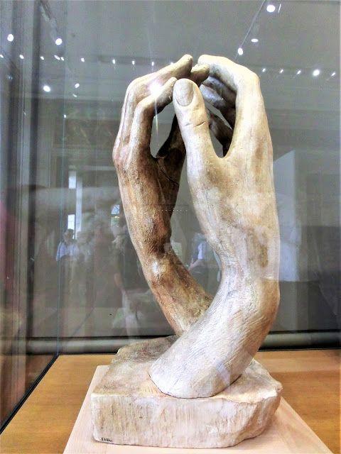 WWW Wiersze Wycieczki Wspomnienia: August Rodin - muzeum w Paryżu