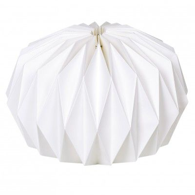 suspension géométrique papier blanc (GiFi-380341X)