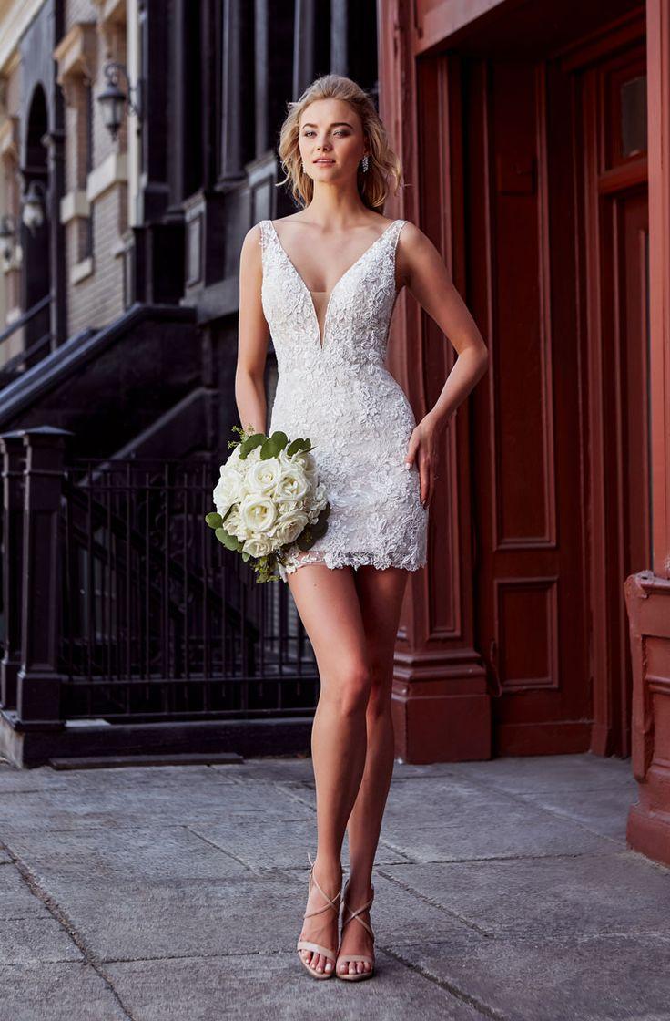 Mini sexy wedding dresses fashion dresses