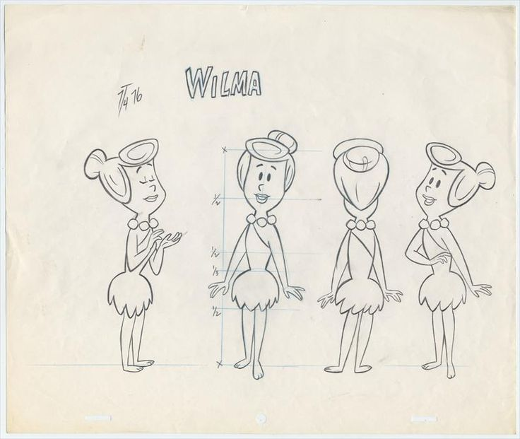 how to draw hanna barbera