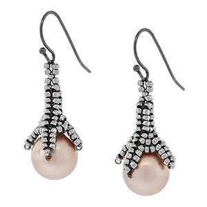 Elegant Evening Earrings | Fusion Beads Inspiration Gallery