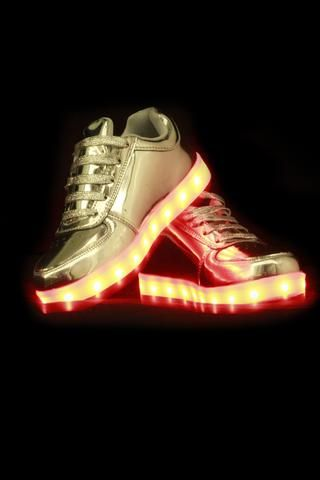 TENIS LUZ LED