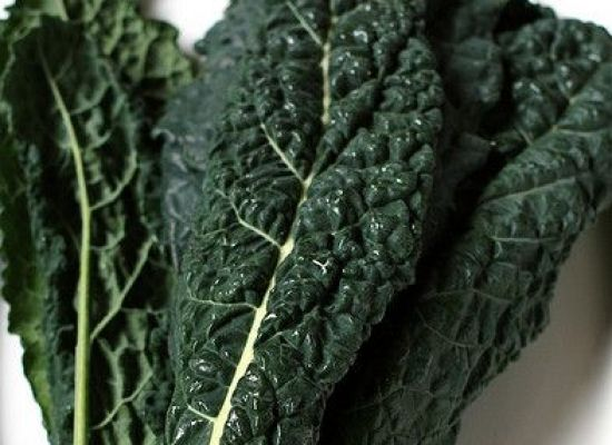Dinosaur Kale; Anti-inflammatory: Inflammation is the number one cause of arthritis, heart disease and a number of autoimmune diseases, and is triggered by the consumption of animal products. Kale is an incredibly effective anti-inflammatory food, potentially preventing and even reversing these illnesses.