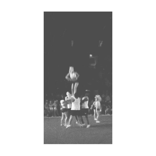 kick kick double. looks almost like a x-out before she twists #gif