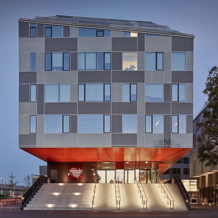 Campus Messestrasse Vienna / Holzer Kobler Architekturen