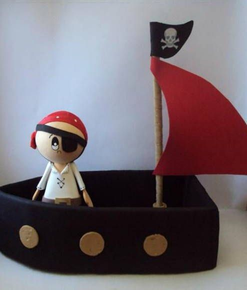 224 mejores imgenes de barcos de papel en Pinterest  Barcos