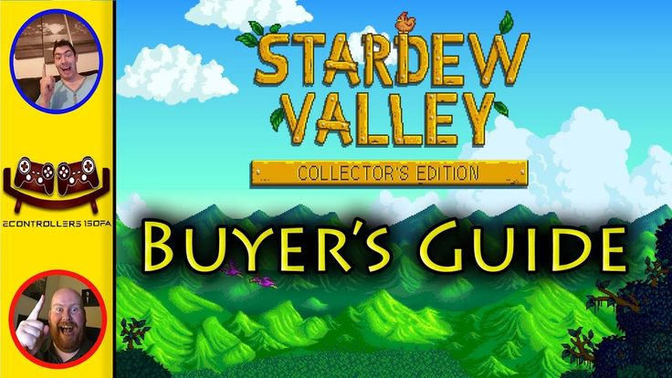 Stardew Valley Collectors Edition | Buyers Review Guide