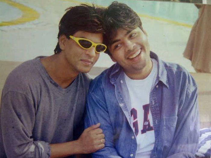 SRK & Karan Johar- !!!