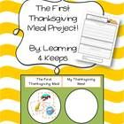 This download is for a First Thanksgiving Meal activity that can be integrated into your instruction. Students cut and paste foods from the first m...
