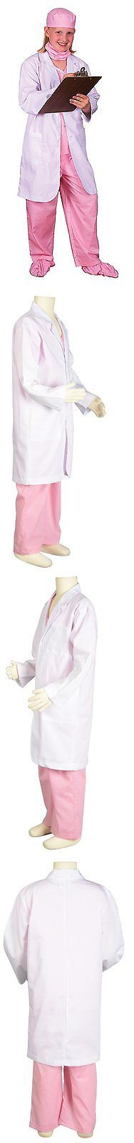 Dress-Up Costumes 19172: Aeromax Jr. Physician Set With Pink Doctor Scrubs And White Lab Coat, Size 2 3. -> BUY IT NOW ONLY: $37.64 on eBay!
