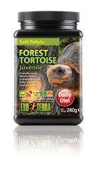 Alimento Tortuga  Forest Juvenil EXOTERRA Exo Terra Alimento Tortuga de Bosque es un delicioso alimentos de reptiles, cuidadosamente formulado para asegurar el crecimiento adecuado y sano mediante una nutrición completa y equilibrada.