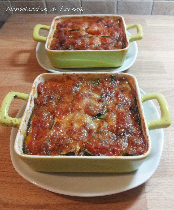 Parmigiana di zucchine / Una variante alle zucchine, della classica parmigiana.. buonissima!