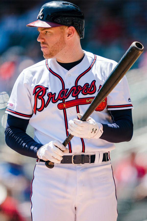 Freddie Freeman Braves Baseball Braves Atlanta Braves Baseball