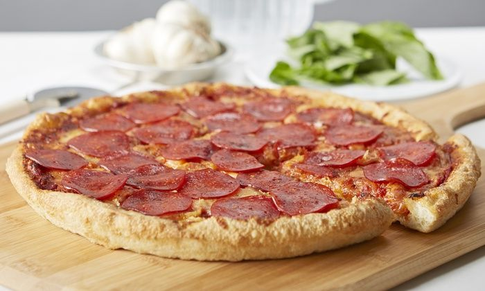 Large Pizzas and Drinks - National Pizza Pub and Grille | Groupon