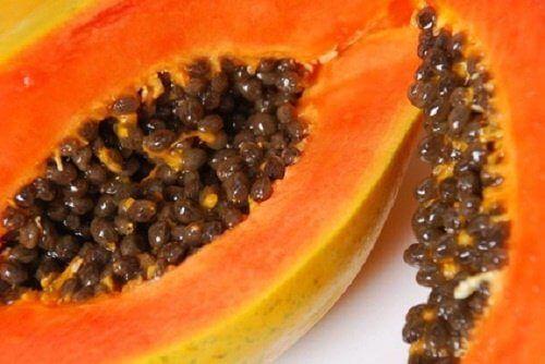 Frugter som hjælper med at forynge dit ansigt