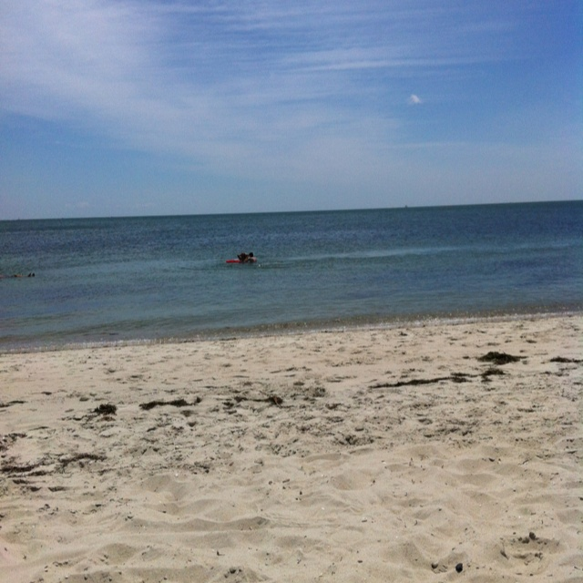 West Dennis Beach Cape Cod, July 5, 2012