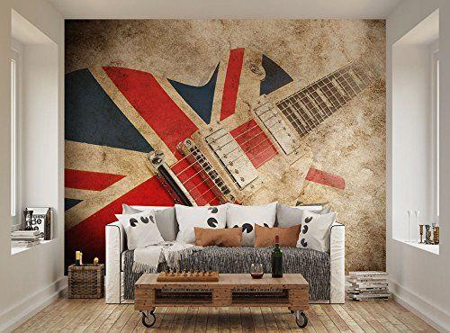 ohpopsi Great British Union Jack Rock Guitar Grunge Wall Mural ohpopsi http://www.amazon.co.uk/dp/B00UYRDSEY/ref=cm_sw_r_pi_dp_Jwttvb16JAHSH