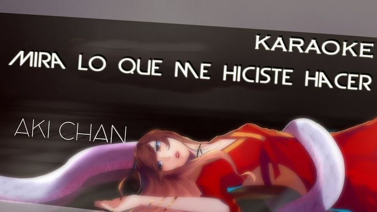 |KARAOKE| Look what you made me do - Taylor Swift 【En Español】(versión de Aki-chan)