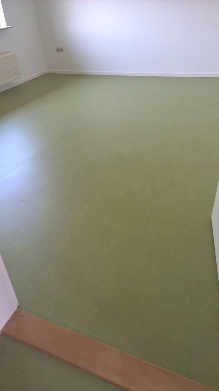 Marmoleum voor de slaapkamers