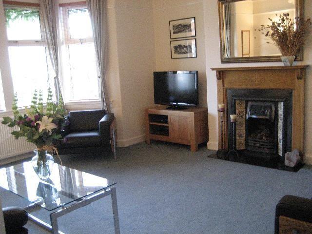 Scottish living room