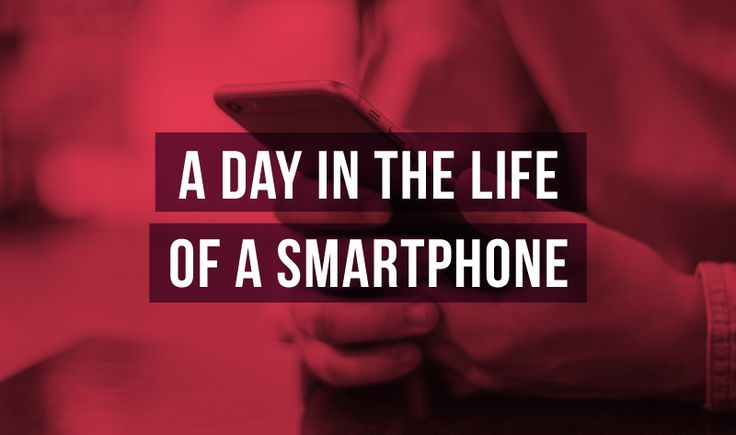 A Day in the Life of A Smartphone - infographic http://www.digitalinformationworld.com/2016/04/infographic-a-day-in-life-of-smartphone.html
