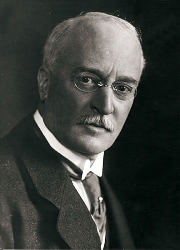 """Rudolf Diesel, inventor of the patented moder Diesel Engine.  In 1900 he created a new engine that he wanted to use to replace his own design as the Diesel engine was 'dirty' as he himself was aware. His NEW engine ran on ANY unrefined oil.  He used unaltered Peanut Oil in his demonstration.  He died mysteriously on a boat before he could patent it.  some claim he was murdered to save the petroleum industry.  His """"oil"""" engine is still not in use.  Ethanol is NOT the same."""