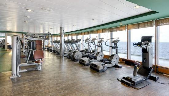 The luxury of time aboard MSC Armonia means a #cruise is ideal for maintaining #fitness or getting back in shape.  Choose from a range of activities including jogging tracks to #tennis, #basketball, #volleyball, #gym and #squash, not to mention the many pools onboard each liner. #fitnessatsea #getfit #fitspo