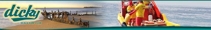 Dicky Beach Surf Club Information - Caloundra Sunshine Coast, Qld Australia