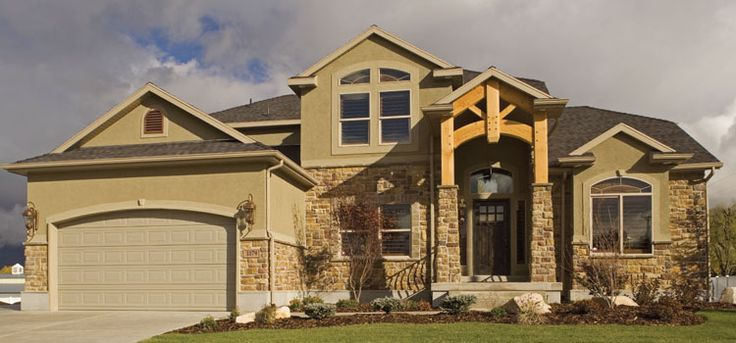1000 Ideas About Rustic Home Exteriors On Pinterest