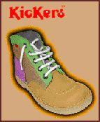 Kickers, deze schoenen vond ik in de jaren 70 supercool!