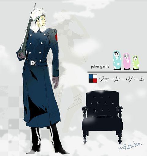 ついったにあげているお絵かきやワンドロのまとめ④。軍服シリーズの追加分など。次は冬コミ本です。