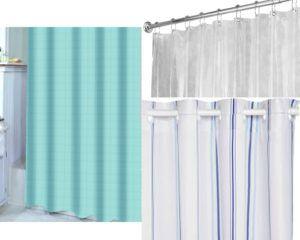 Eva Shower Curtain Liner Safe