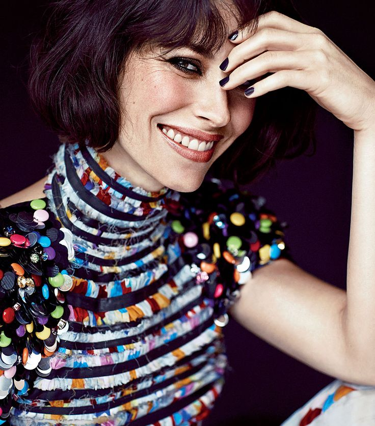 Эванджелин Лилли — Фотосессия для «Fashion» 2014 – 2