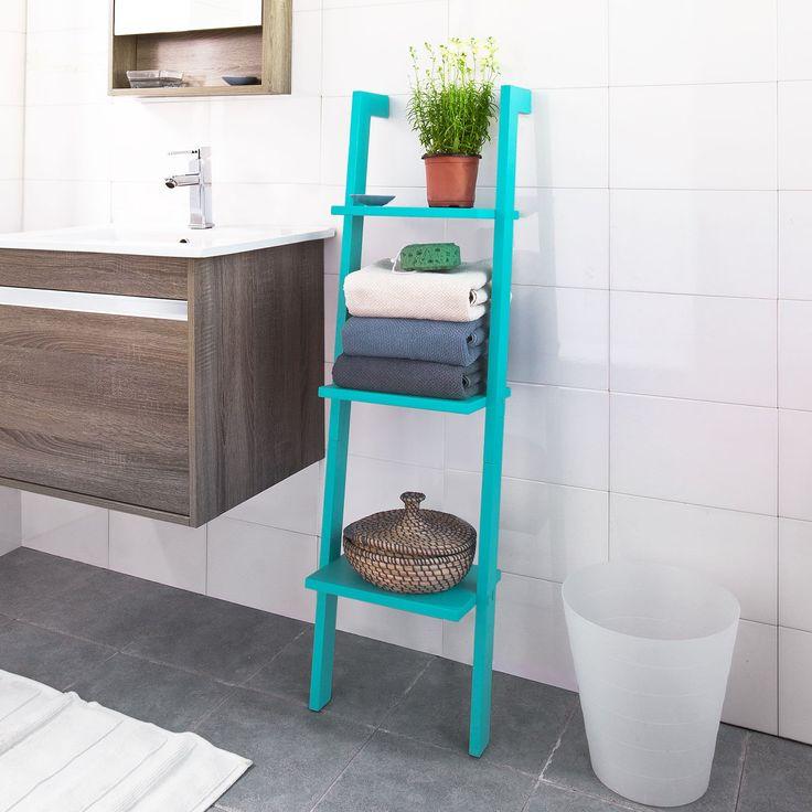 ber ideen zu leiterregal auf pinterest. Black Bedroom Furniture Sets. Home Design Ideas