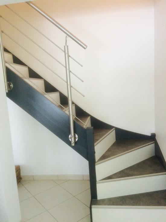 les 45 meilleures images du tableau escalier sur pinterest escaliers escalier r novation et. Black Bedroom Furniture Sets. Home Design Ideas