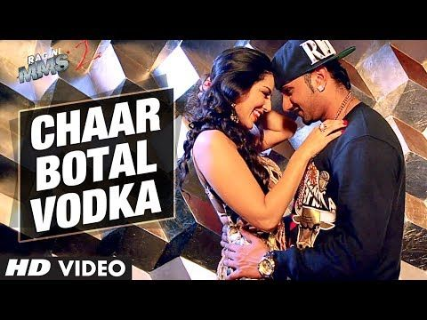 Chaar Botal Vodka - Yo Yo Honey Singh TOP 7 Bollywood Chartbusters of 2014   The Royale